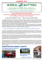 Wirral Matters, Summer 2012