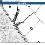 Thurstaston,1875 map