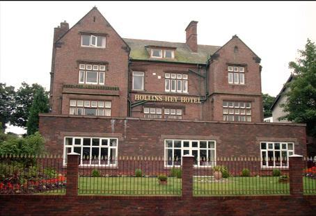 Hollins Hey Hotel, New Brighton