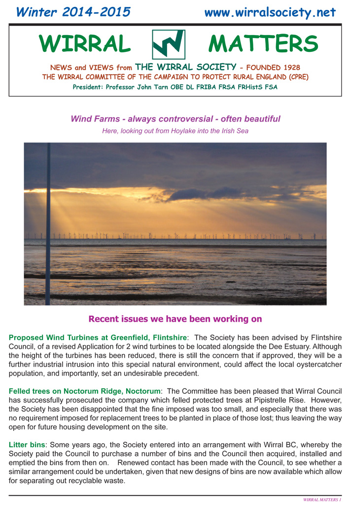 Picture of Wirral Matters cover
