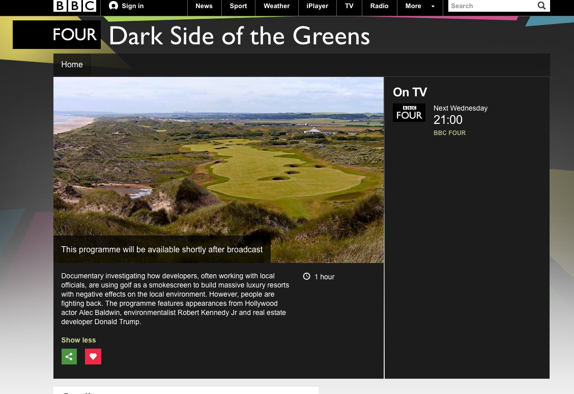 The-Dark-Side-Of-The-Green
